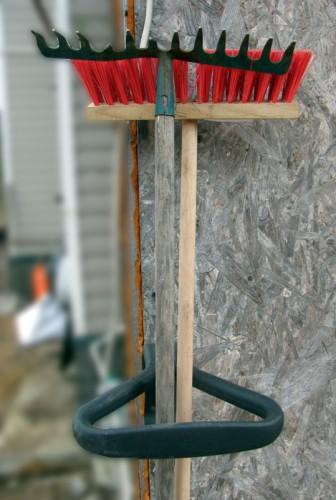 держатель для садового инструмента