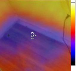 промерзание по перекрытию второго этажа внешний угол