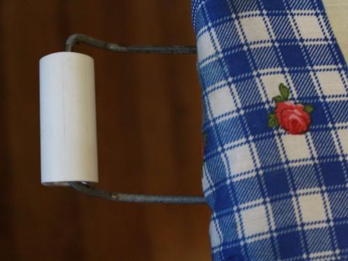 Хранение гладильной доски